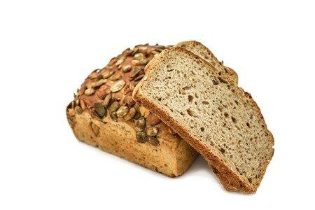 Chleb Żytni Dyniowy